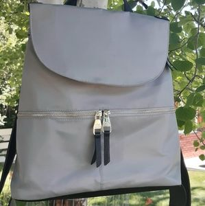 Steve Madden *LIKE NEW* Spencer Gray Backpack